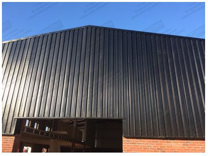 Wall Cladding Sheets | Rhino Steel Cladding