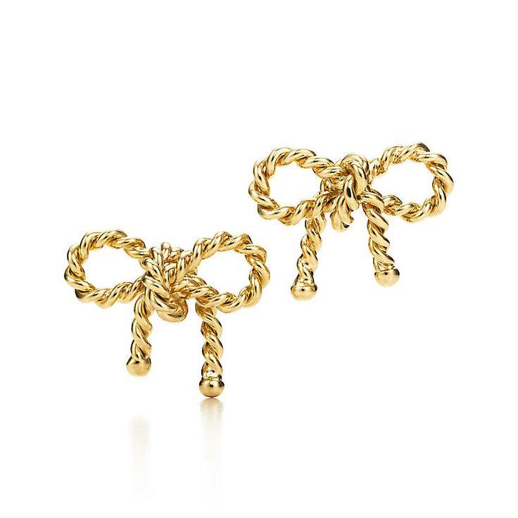 Best 25 Bow earrings ideas on Pinterest