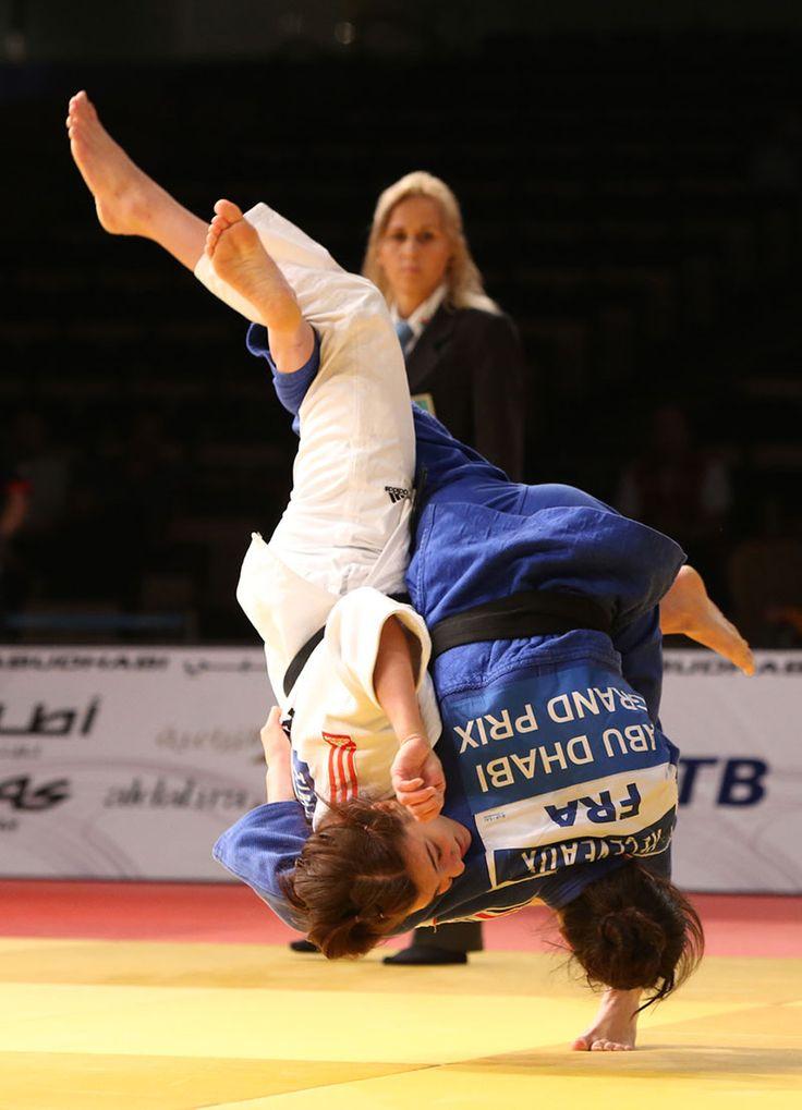 International Judo Federation Visit http://www.budospace.com/category/judo/ for discount Judo supplies!