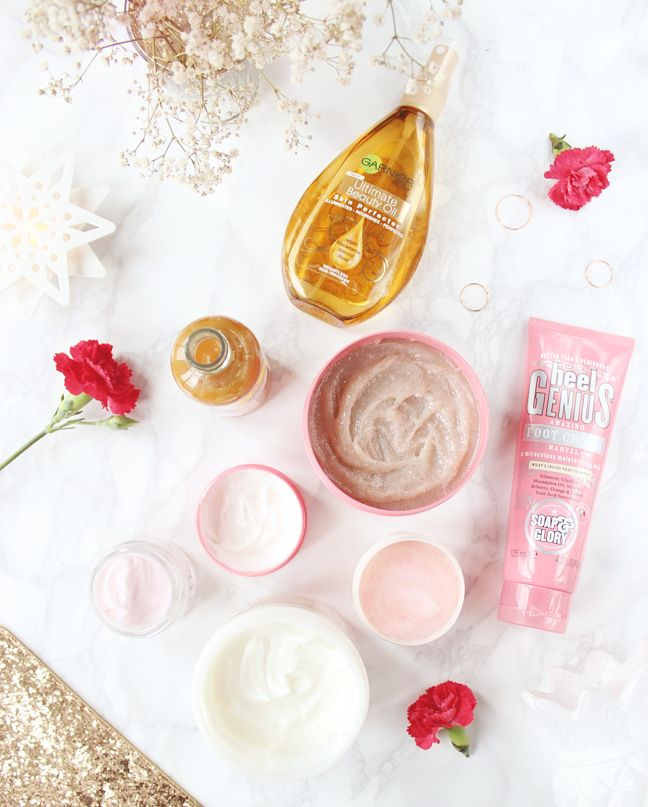 soap and glory love