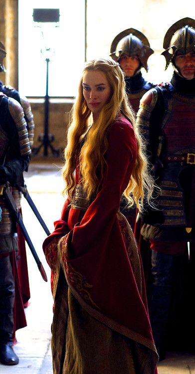 Cersei Lannister- Game of Thrones- Juego de Tronos