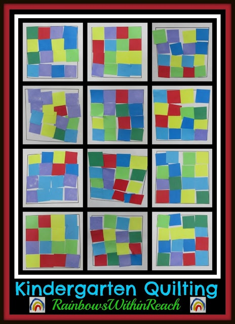 Classroom Quilt Themes ~ Best preschool art projects images on pinterest