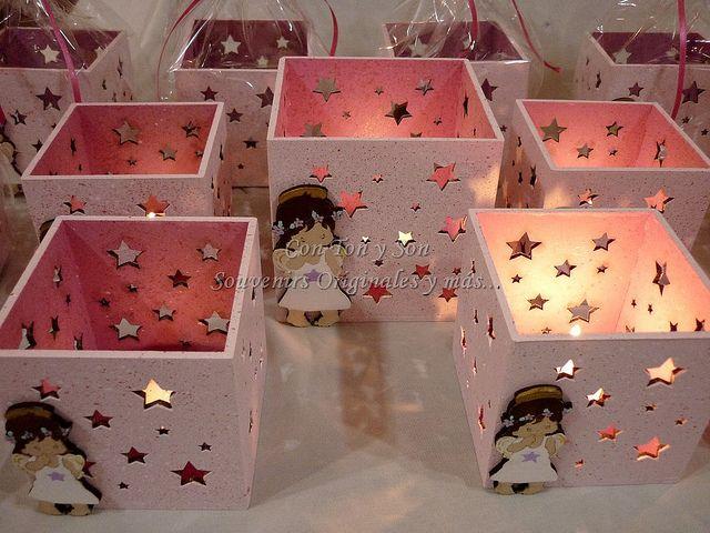 cajas con velas