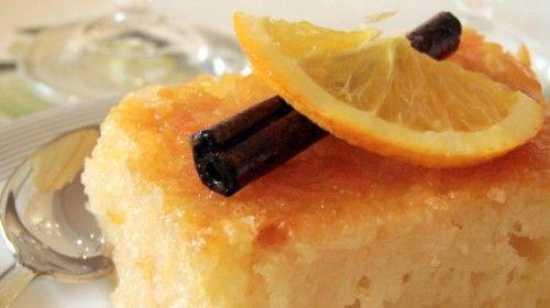 Η υπέροχη Πορτοκαλόπιτα της Αργυρώς Μπαρμπαρήγου