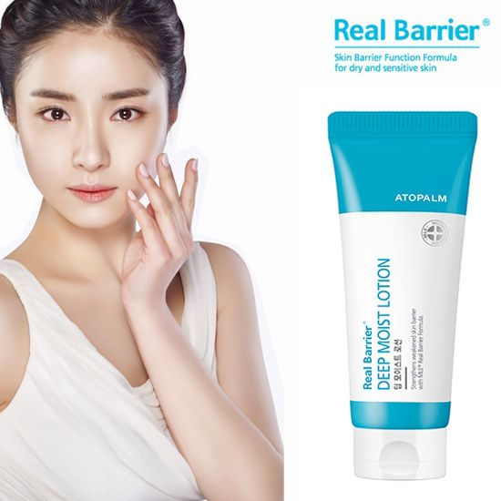 Korea Cosmetics ATOPALM Real Barrier Deep Moisture Lotion 150ML 5.07oz #ATOPALMKoreaCosmeticsKBeauty