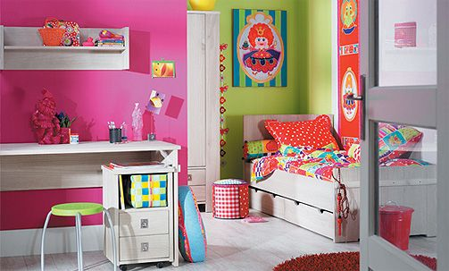 Coming kids ideas para decorar las habitaciones - Ideas habitaciones infantiles ...