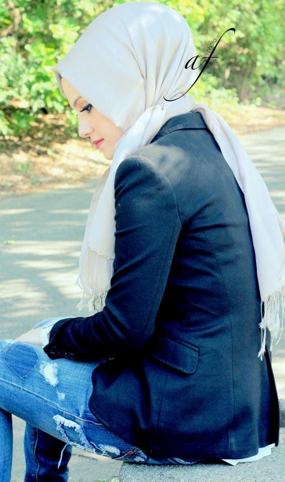 Beautiful profile. #hijab