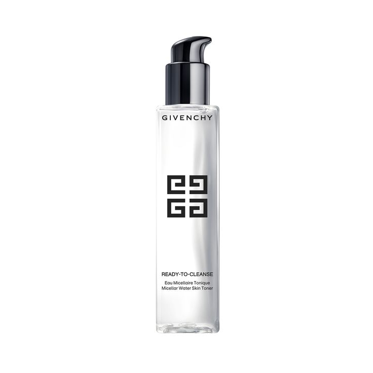 Givenchy Ready To Cleanse Water Skin Toner 200 ml Tratamiento> Limpieza y exfoliacion