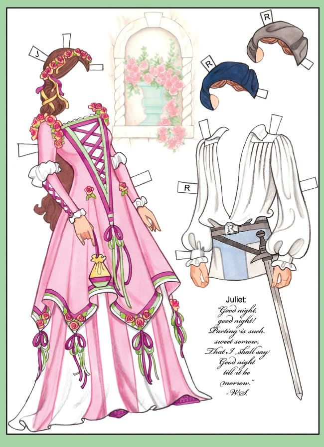 348 best Eileen Rudisill Miller images on Pinterest Paper and - sample paper doll