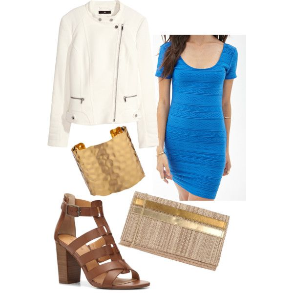 Untitled #185 by serdarsa on Polyvore featuring Forever 21, H&M and Lola Cruz