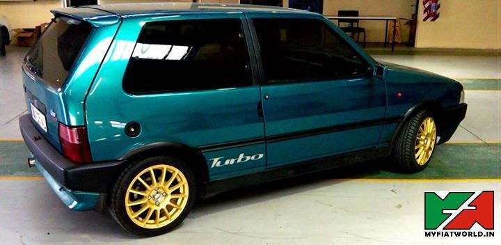 42 best fiat uno turbo i e images on pinterest fiat uno for Garage fiat flers