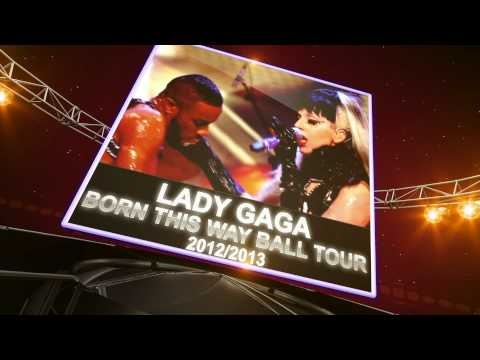 Lady Gaga - Born This Way Ball Tour 2013 Tickets @ http://www.ticketcenter.com/lady-gaga-tickets or call 1-888-730-7192 (toll free)