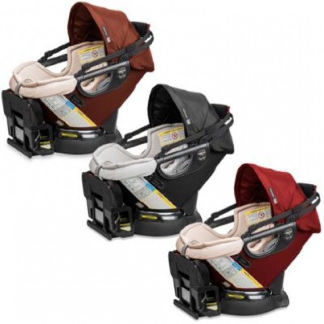 Love The Top And Bottom Color For Orbit Car Seat Baby