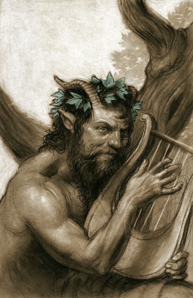 pan god Pan was the greek god of the wild, hunting (partially), rustic music and folk music usually known as the son of dryope and hermes, although in some cases pan predates hermes and was perhaps raised alongside zeus himself.