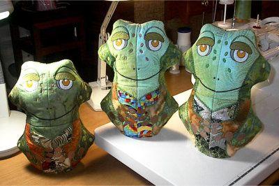 Door Stopper Frogs