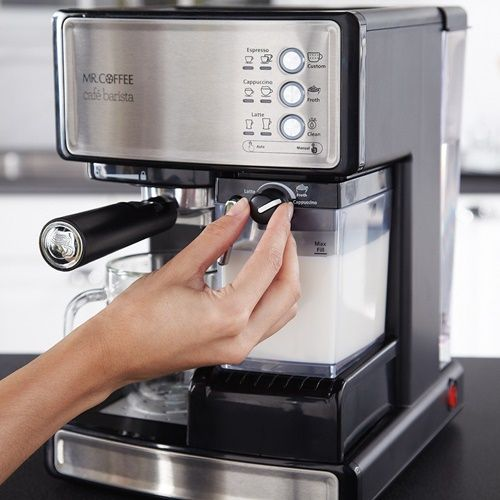 ミスターコーヒー BVMC-ECMP1000 カフェバリスタ エスプレッソメーカー