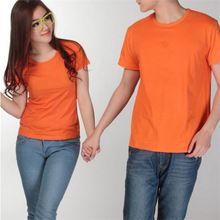 Newest plain cotton t shirt, cheap plain couple t-shirt Best Buy follow this link http://shopingayo.space