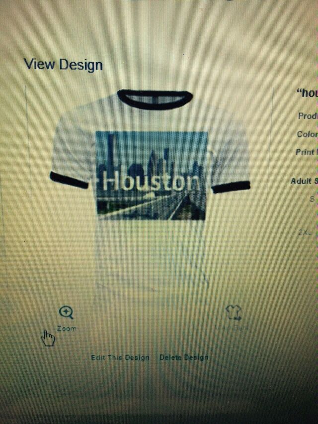 Houston, city,