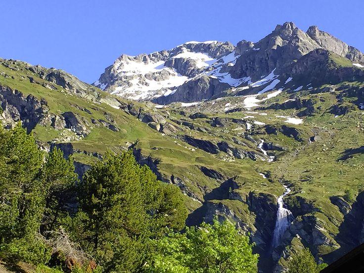 High up the Maloja (CH) pass, in 2484 m height the stream Sela springs off. #GeberitAquaCleanSela #GeberitAquaCleanDesign #SelaRiver