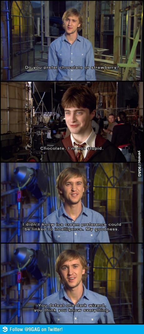 Tom and Dan!