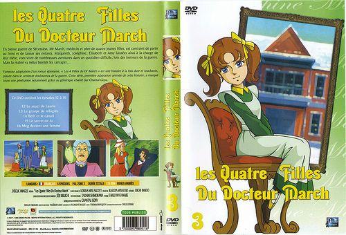 Les Quatre Filles Du Docteur March - Dvd Volume 03