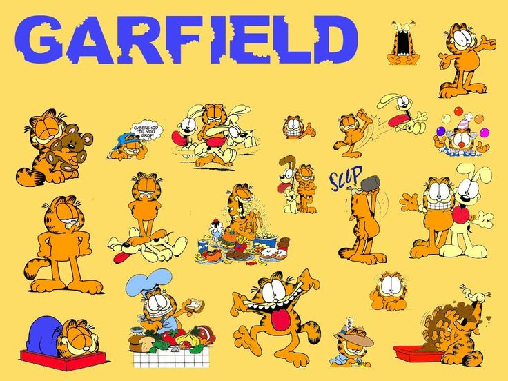 17 Best Images About Garfieldhahaha On Pinterest