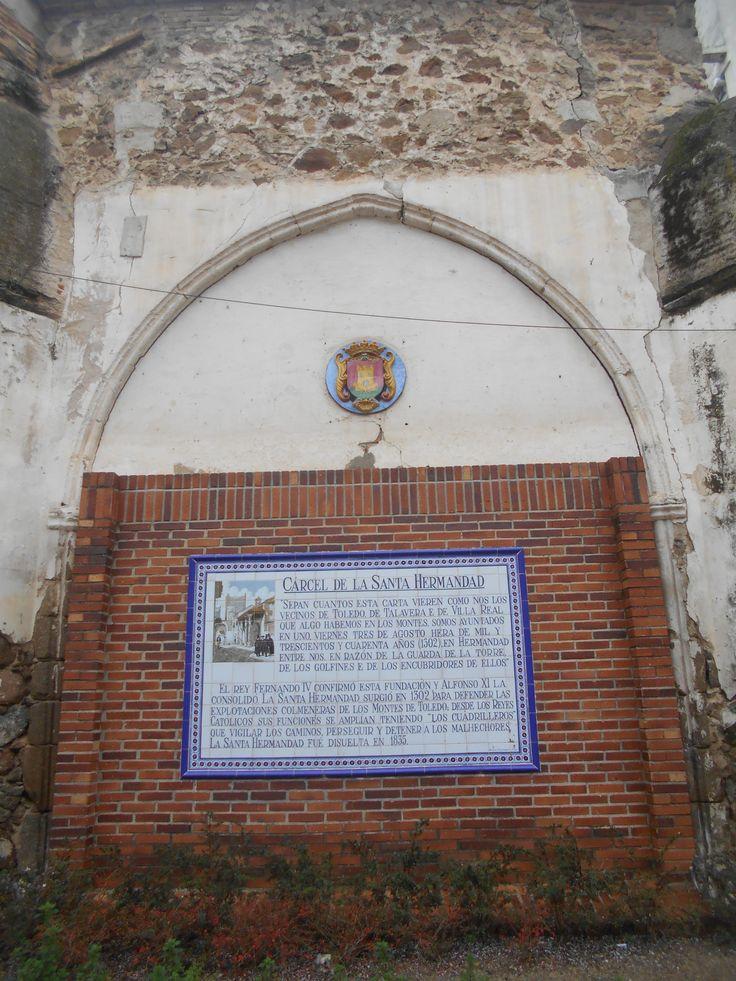 Ruinas de la Cárcel de la Santa Hermandad