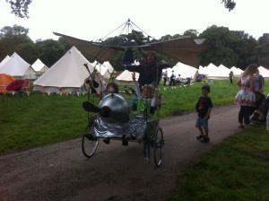 Loads of Blog posts about @JustSoFestival 2012 - fancy it next year?