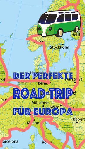 50 Sehenswürdigkeiten in ganz Europa in 14 Tagen mit dem Auto besuchen: So geht's! http://www.travelbook.de/europa/Interaktive-Karte-Das-ist-der-perfekte-Road-Trip-fuer-Europa-629216.htmlEmpfohlen von http://www.janremo.de