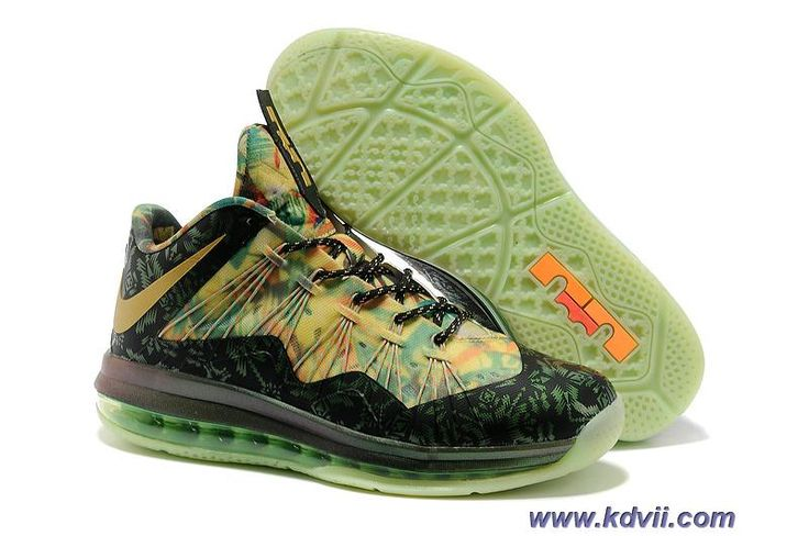 Cheap Nike LeBron X Elite Low Celebration Pack 628622-900