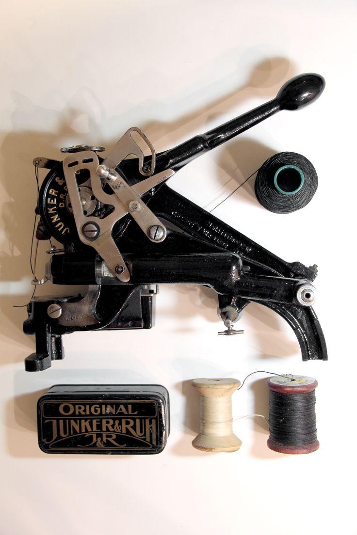 Ruh SD28 shoemaker sewing machine junker und ruh sd 28