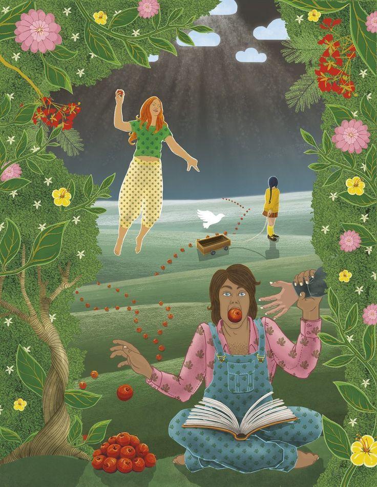 Felicia Fortes - illustration & graphic design