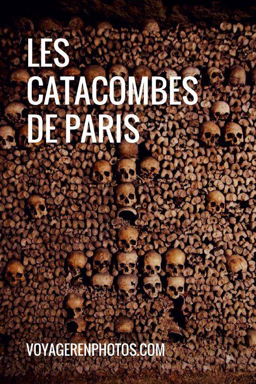 Visite des Catacombes de Paris