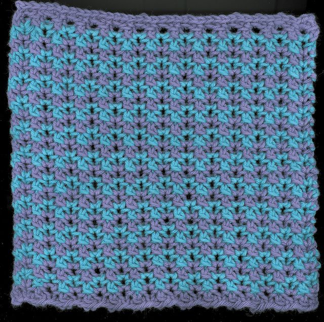 by shbknits Flickr by shbknits Flickr Portcullis Dishcloth Knit ...