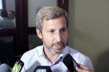 Verna reiteró el pedido a Frigerio para que convoque al Consejo de Gobierno del CIRHNOP