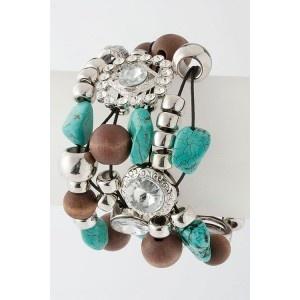 $19.95 Desert Girl Bead Bracelet