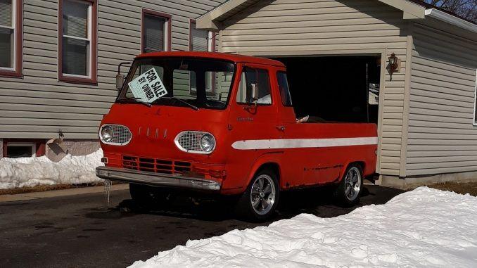 1965 Five Window In Amsterdam Ny Cool Trucks Ford Trucks Ford