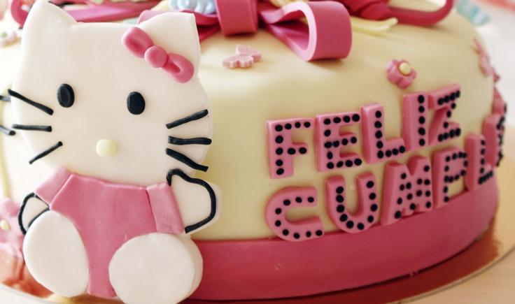 Hello Kitty Feliz Cumpelaños  Hello Kitty Happy Birthday