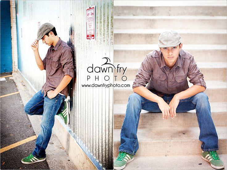 teen urban photo shoot