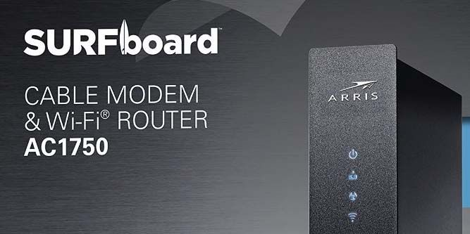 ARRIS SURFboard SBG7580-AC Modem + Router Review