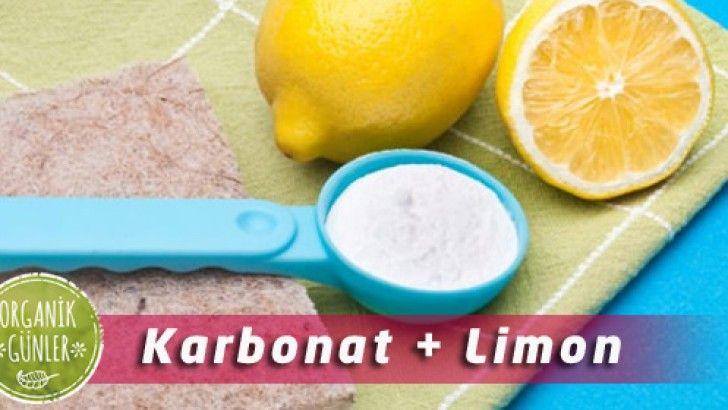 Karbonat Limon Maskesi (Diş Beyazlatma, Sivilce ve Siyah Nokta)