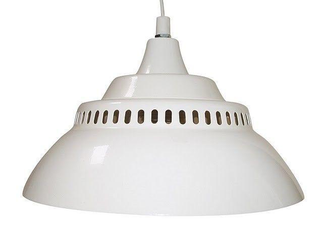 Lampe Suspension Blanche Waterquest - Lili's
