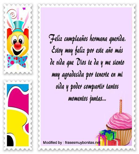 buscar bonitos pensamientos de feliz cumpleaños para enviar por whatsapp a mi hermana,buscar bonitos poemas y tarjetas de feliz cumpleaños para enviar por whatsapp a mi hermana:  http://www.frasesmuybonitas.net/mensajes-de-cumpleanos-para-una-hermana/