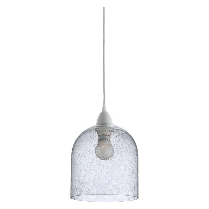 LIV Clear glass ceiling light shade