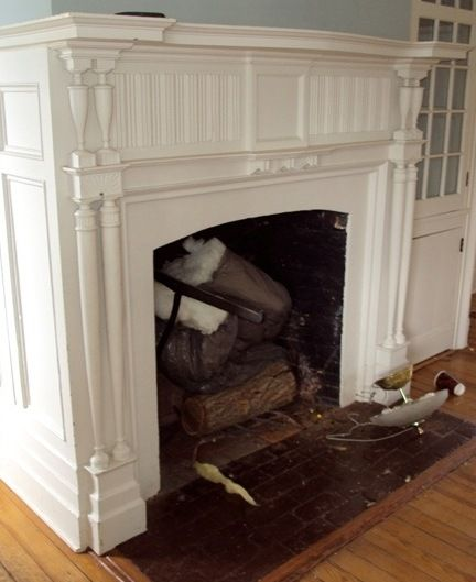 9 best fireplace mantles images on pinterest | architectural