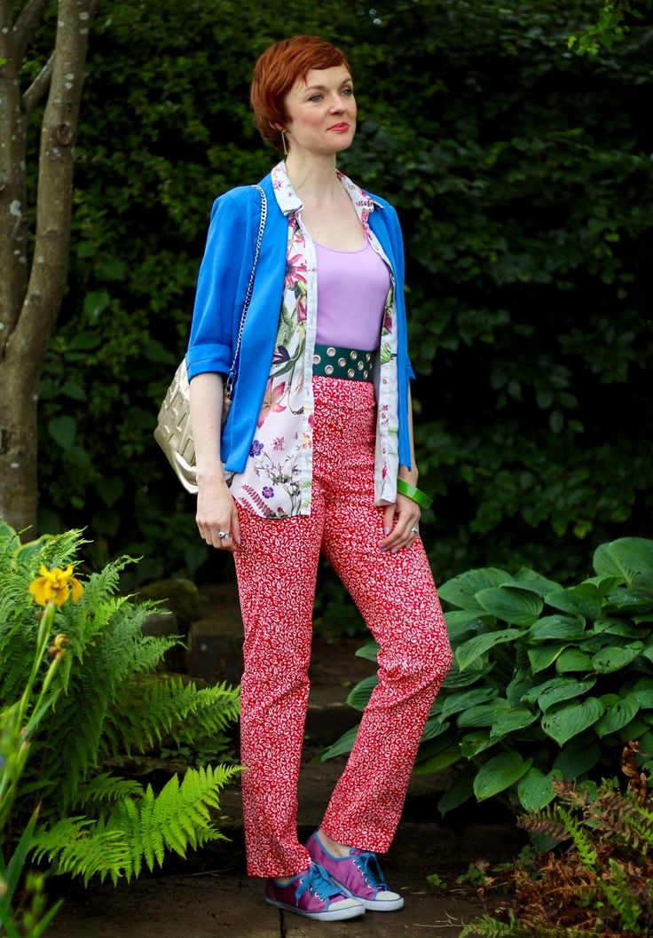 Fake Fabulous: Mixing Patterns and Colours | Comfortable Summer Outfit, perfect for Travelling!