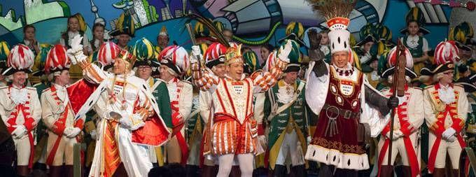 Kölner Karneval: Kölner Dreigestirn #köln #karneval #carneval #dreigestirn