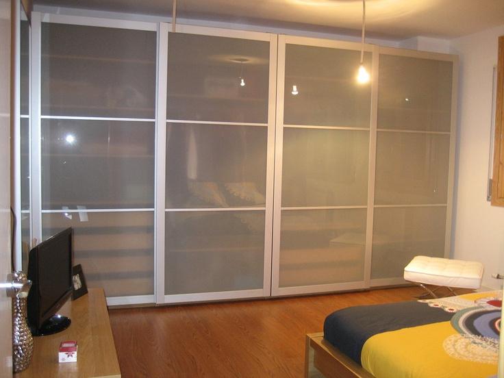 Ikea 4m armarios pax ikea ikea pax ikea y home decor for Armario blanco puertas correderas ikea