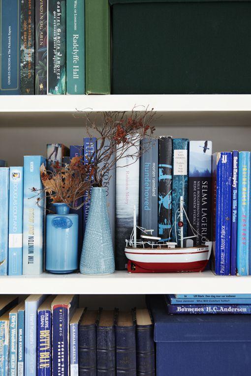 Books and stillleben