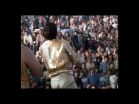 "Sha Na Na - ""Teen Angel"" [Live at Woodstock 1969] ~ Have to laugh watching Sha Na Na - everyone's expressions said Whoa! who are these guys! `j"